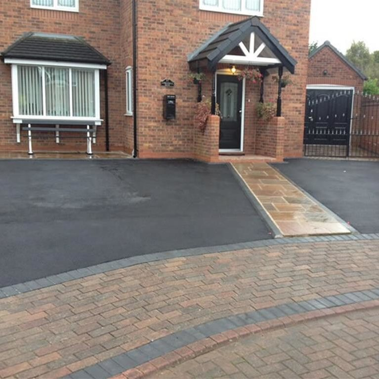 Another addition for our burgeoning tarmac driveways in Kent portfolio