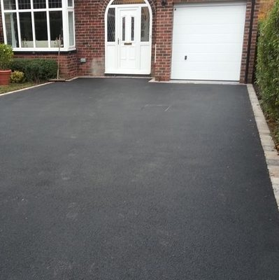 Tarmac driveways in Kent by Copek Resin Bound Aggregates and Surfacing